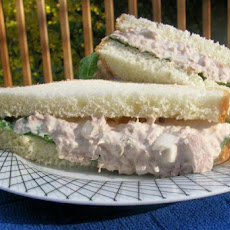 Kay's Especially Tasty Tuna Sandwich