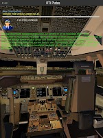 Screenshot of SimPlates for Flight Simulator