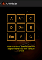 Screenshot of ezChords - Learn Guitar