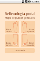 Screenshot of Reflexología Podal
