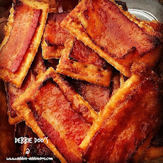 Bacon Crackers