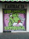 Graffiti Farmacia Ortopedia