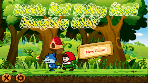Red Riding Hood : Hunting Wolf apk screenshot