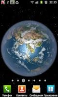 Screenshot of Earth HD Free Edition