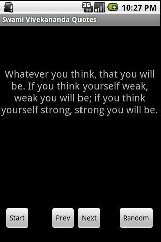 Swami Vivekananda Quotes - old