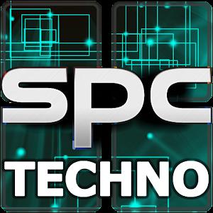 Cover art SPC Techno Scene Pack