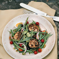 Seared Scallops Nicoise