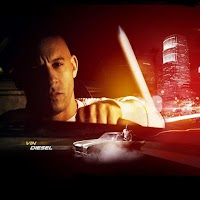 Screenshot of Vin Diesel HD Wallpaper