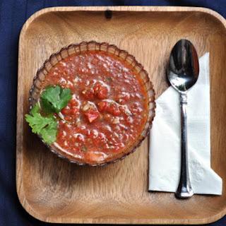 Spicy Gazpacho Recipes