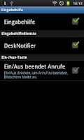 Screenshot of DeskNotifier Free