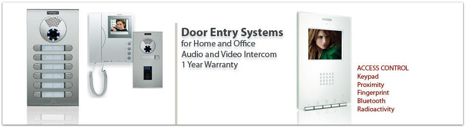 Technics Cctv Door Entry Systems