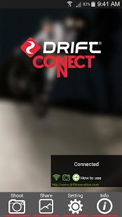 Drift Connect - screenshot