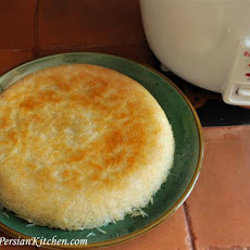 Persian Rice Cooking Method with Rice Cooker