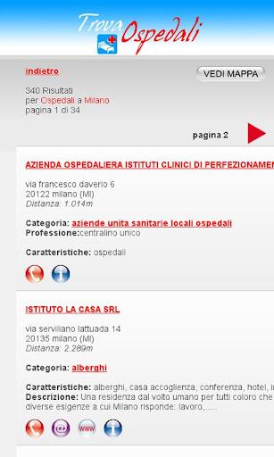 玩免費醫療APP|下載Trova Ospedale app不用錢|硬是要APP