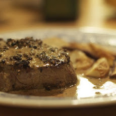 Our Steak Au Poivre Recipe