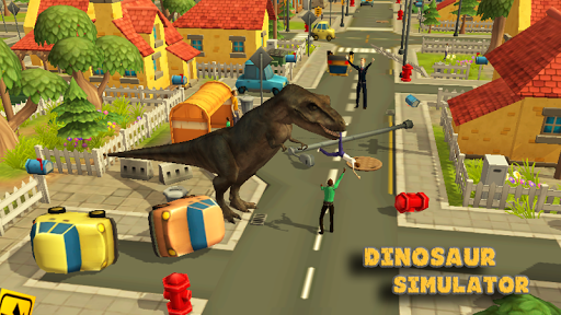 Dinosaur Simulator 3D Pro - screenshot
