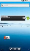 Screenshot of Cool Battery Widget