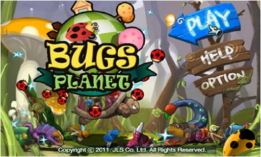 벅스 플래닛 Bugs Planet