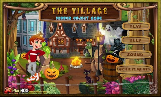 Village - Free Hidden Object - screenshot