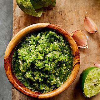 Cilantro Lime Salsa Verde Recipes