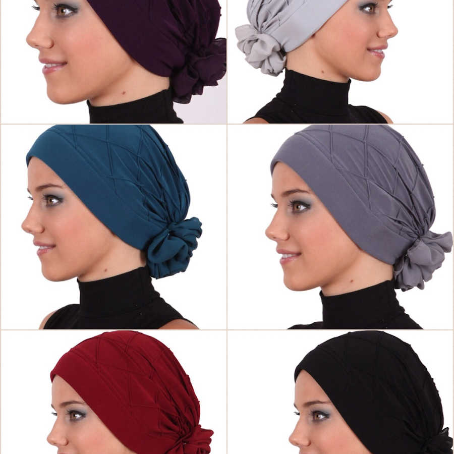 Diamond turban colour options