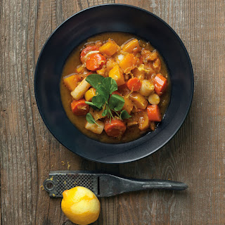 Winter Vegetable Stew Crock Pot Recipes