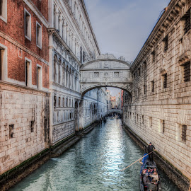Bridge of Sighs by Ralph Resch - Buildings & Architecture Public & Historical ( venice )