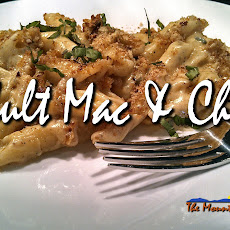 Adult Mac & Cheese