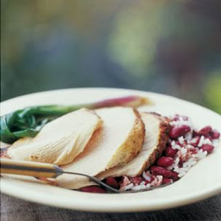 Cajun-Brined Smoked Turkey Breast