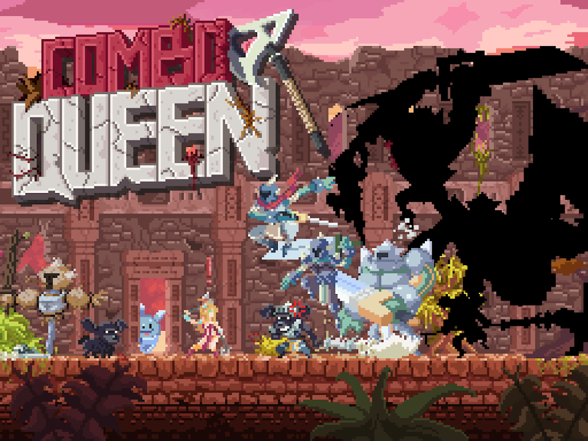 Combo Queen - Action RPG Screenshot 10