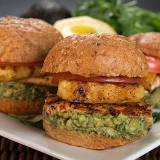 Tex Mex Chicken Sandwich