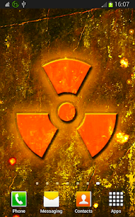 Galaxy Radiation Wallpapers - screenshot