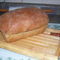 Heavenly Whole Wheat Bread