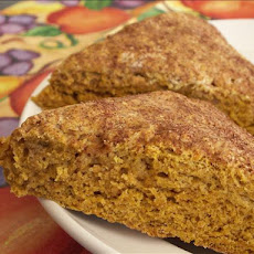 Spicy Pumpkin Scones