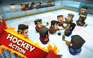 Screenshot of Ice Rage: Hockey