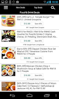 Screenshot of Deals Malaysia Daily Deals