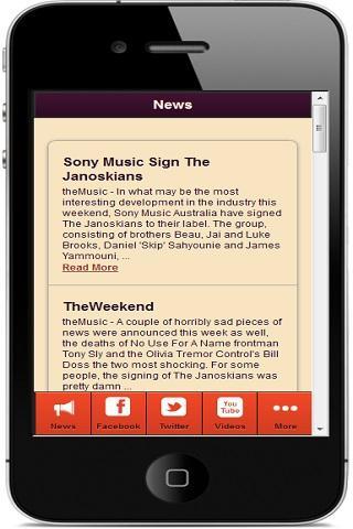 【免費娛樂App】Janoskians Unwrapped-APP點子