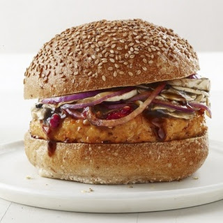 Asian Chicken Burgers