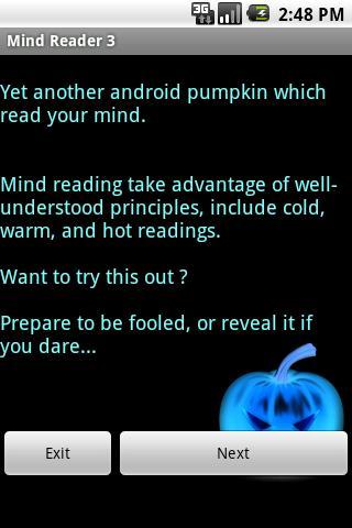 Mind Reader 3