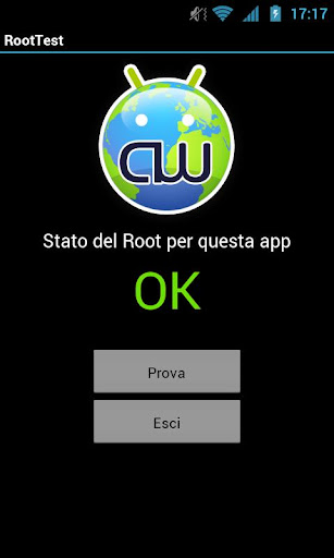 roottest for android screenshot