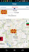 Screenshot of Learn Macedonian -50 languages