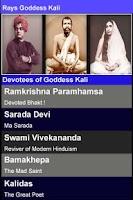 Screenshot of Rays Goddess Kali