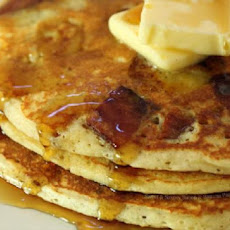 Bacon Banana Pancakes