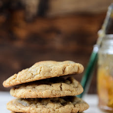 Peanut Butter + Fig Preserves Cookies