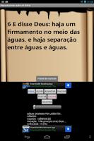 Screenshot of Áudio Bíblia em Português