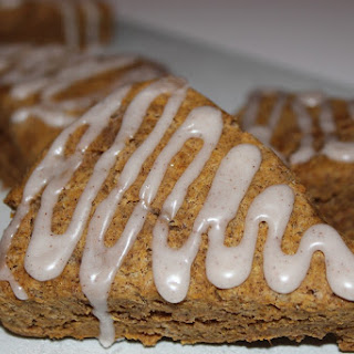 Dairy Free Pumpkin Scones Recipes