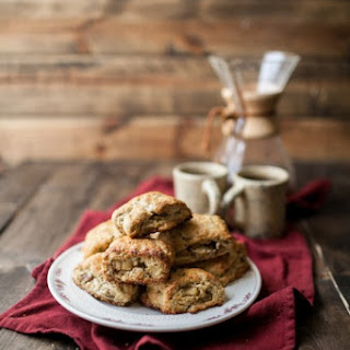 Apple-Pecan Whole Wheat Scones