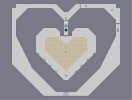 Thumbnail of the map 'Searching for a Heart of Gold'