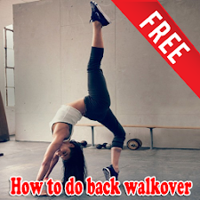 How to do back walkover
