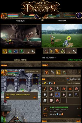 world-of-dragons-premium for android screenshot